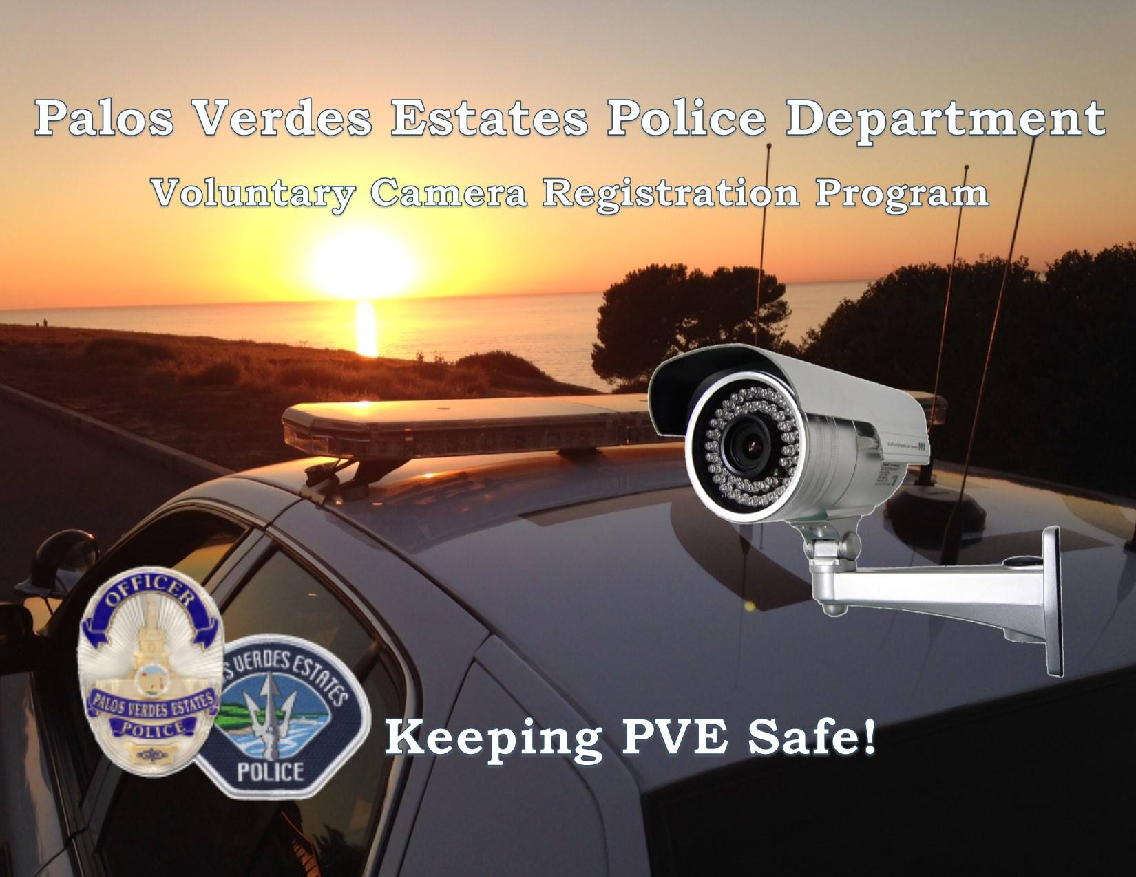 PVEPD Voluntary Camera Registration
