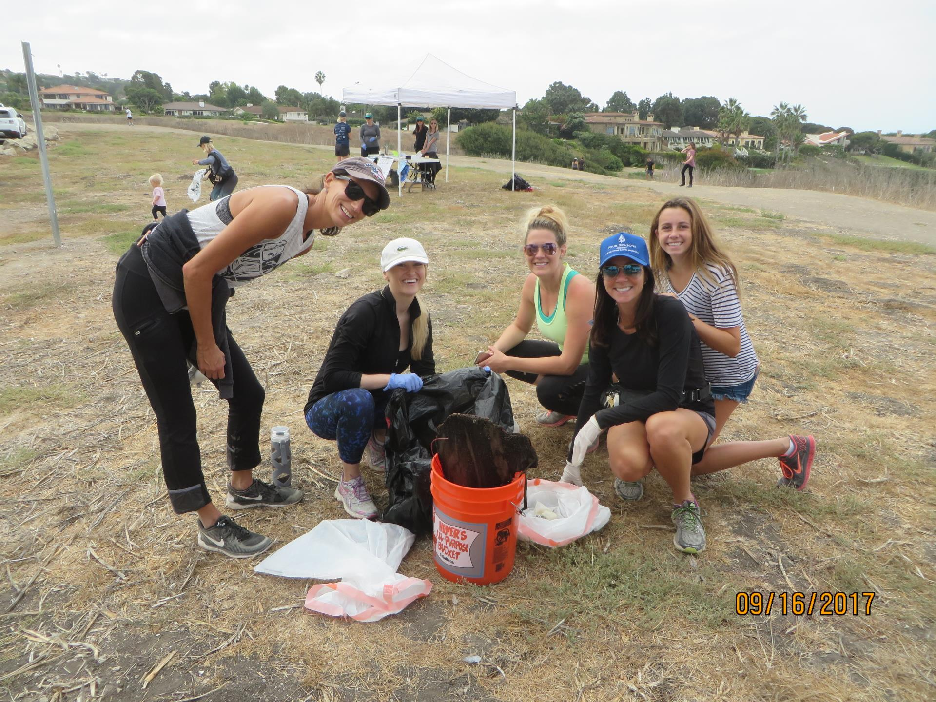 Beach Clean-up 9-16-17 (39)