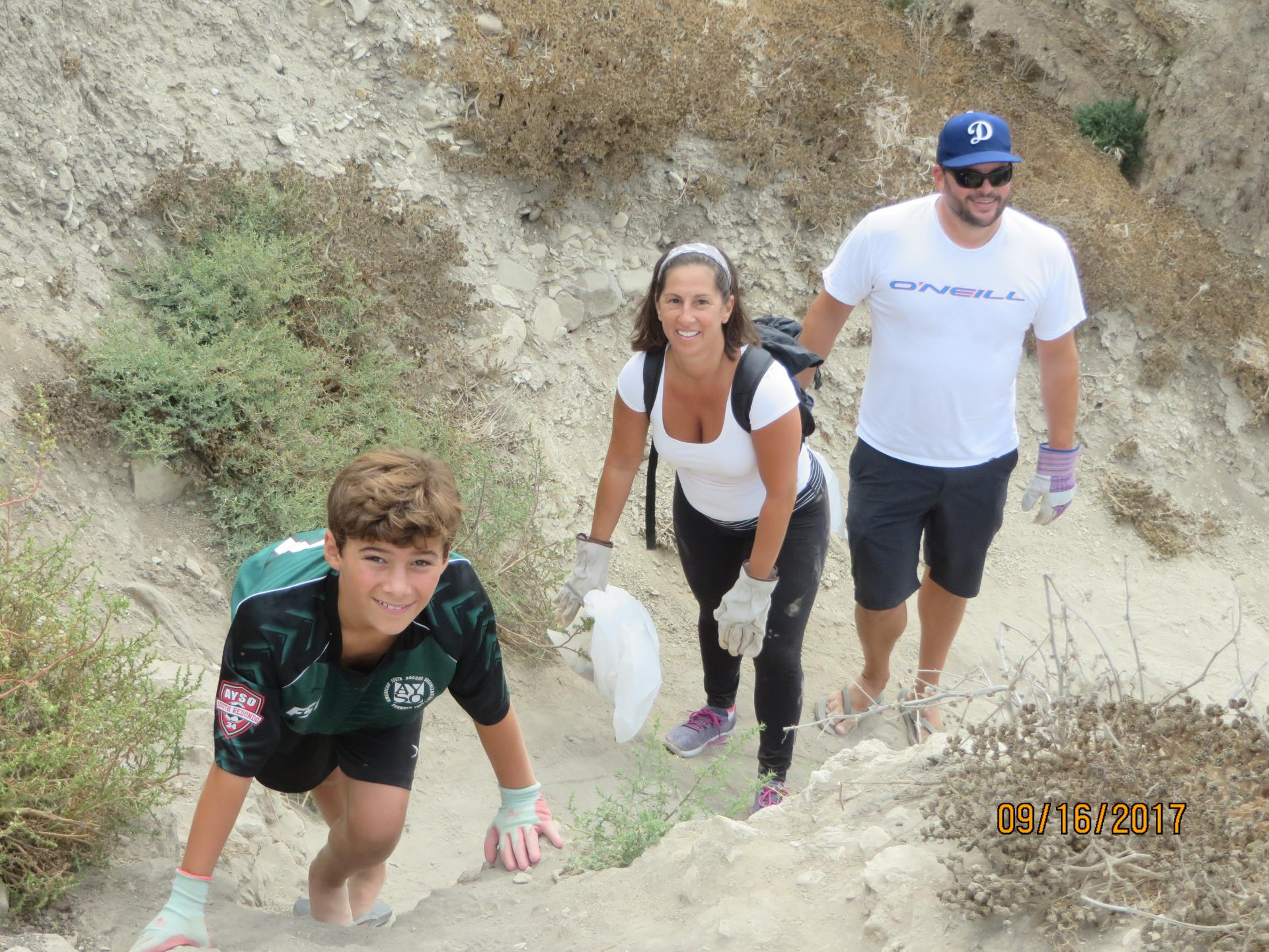 Beach Clean-up 9-16-17 (52)