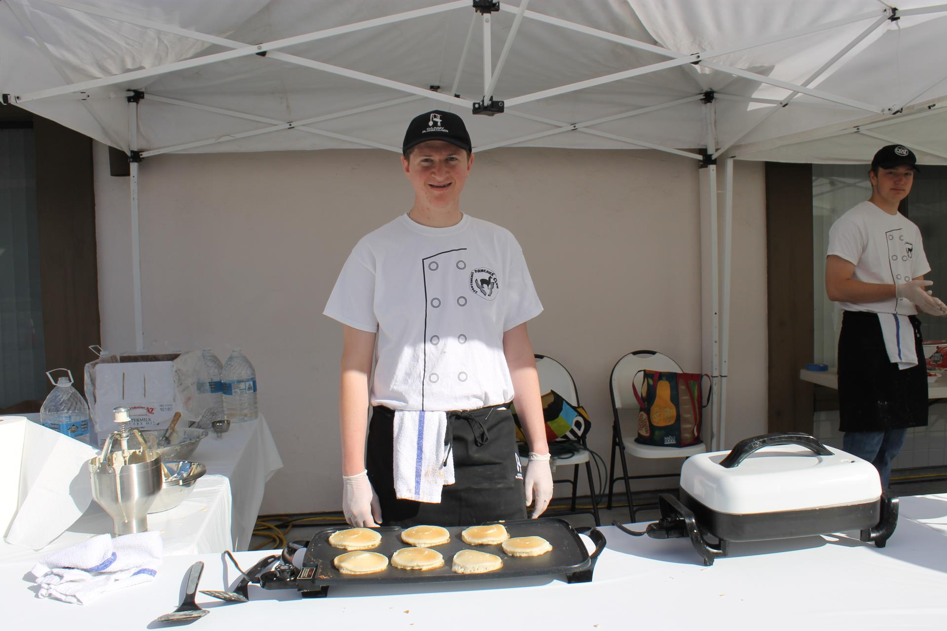 Pancake Breakfast 6