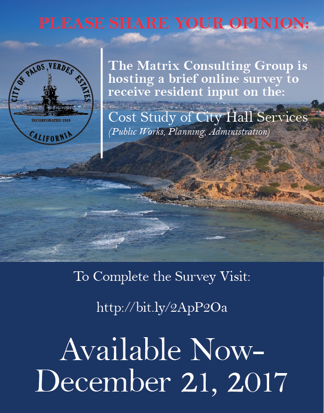 Matrix Study Survey Flyer