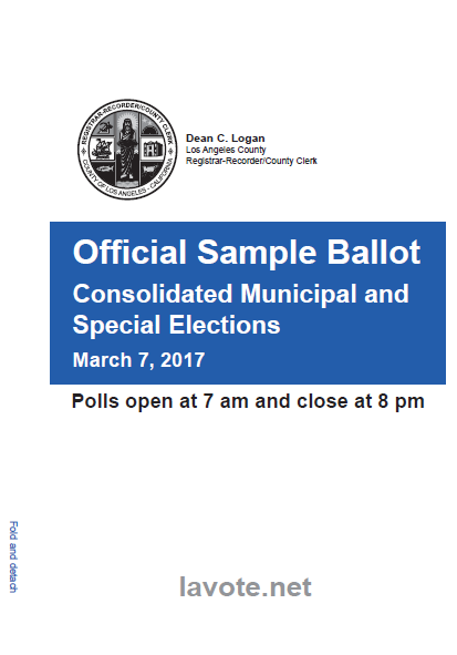 sample ballot 2