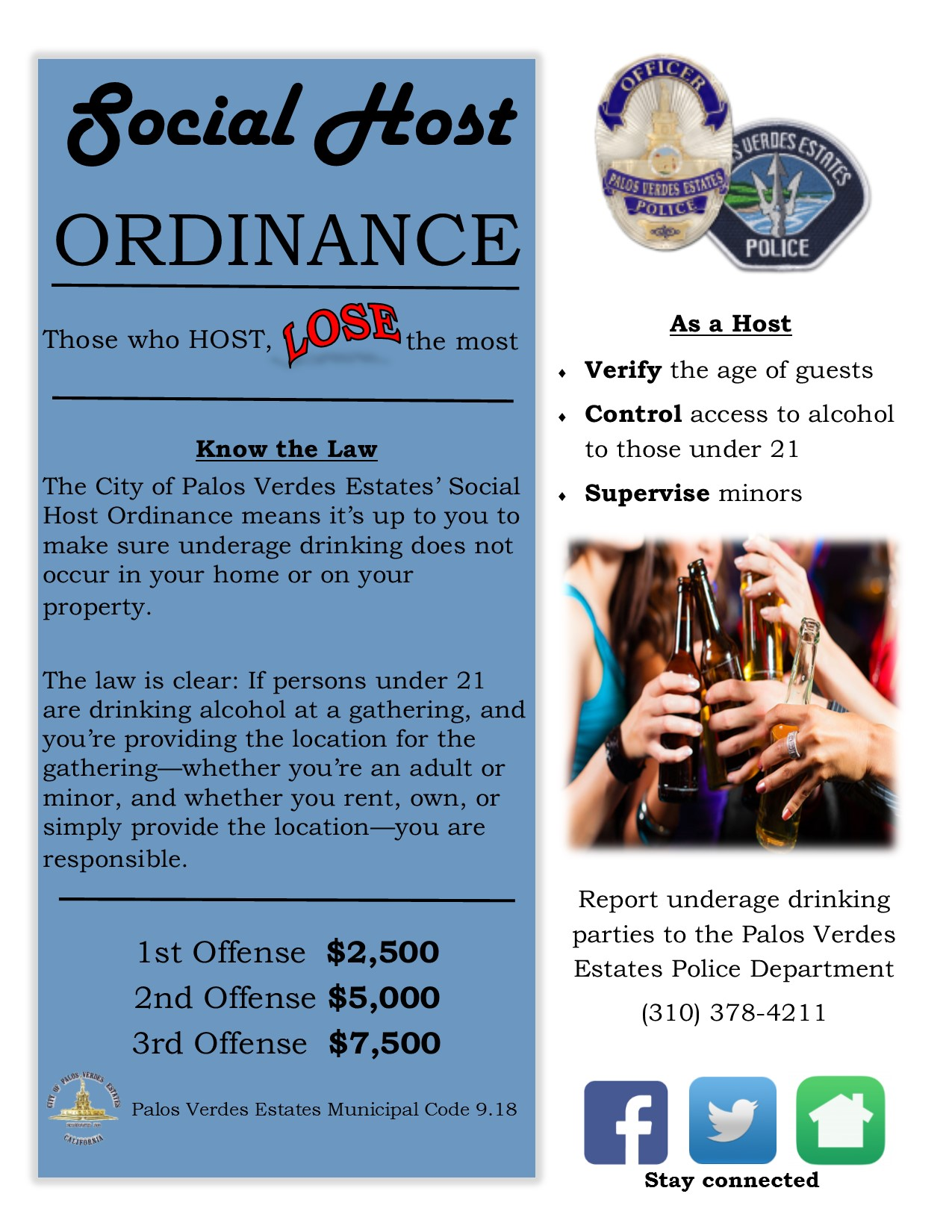 ordinance officer illegal property search