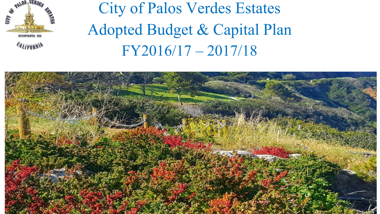 FY 2017-18 Plan Cover